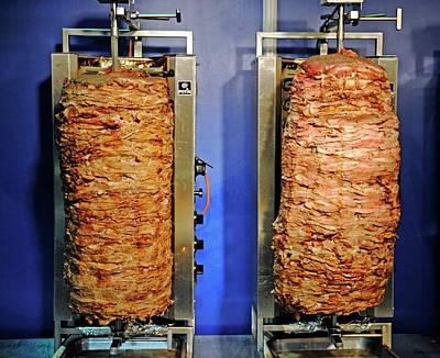 Doner Kebabs Art Print by Bildagentur-online/mcphoto-schulz