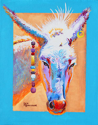 Jack's Other Girl - Burro - Donkey Original
