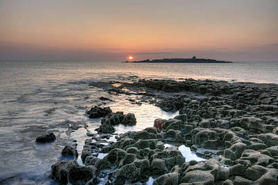 Doolin Sunset Art Print by John Quinn