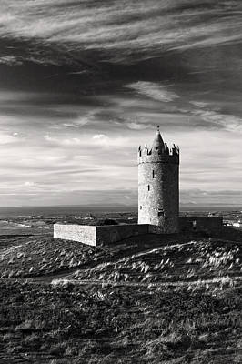 Recently Sold - Fantasy Royalty-Free and Rights-Managed Images - Doonagore Castle Ireland by Pierre Leclerc Photography