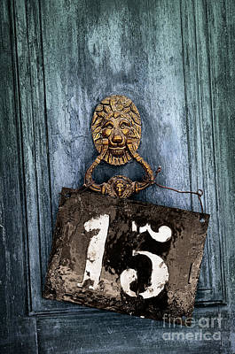 Door 15 Art Print by Carlos Caetano