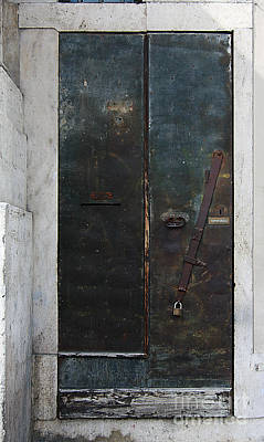 Photograph - Door #2 by Tom Griffithe