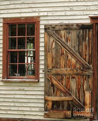 Photograph - Door 3 by Marcia Lee Jones
