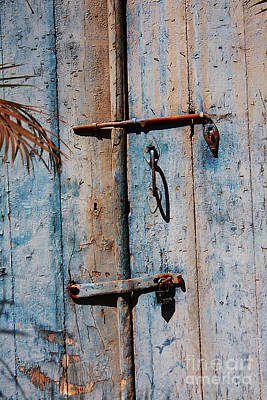 Photograph - Door #38 by Tom Griffithe