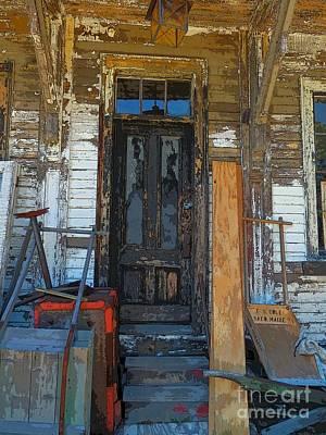 Photograph - Door 4 by Marcia Lee Jones