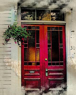 Photograph - Door 5 by Marcia Lee Jones
