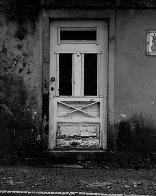 Door-8 Art Print