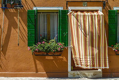 Photograph - Door And Window 54 by Roberto Pagani