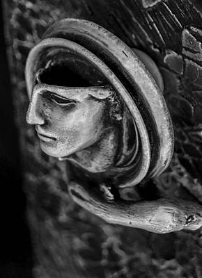 Photograph - Door Handle by Arkady Kunysz