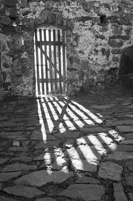 Door In The Sun Art Print