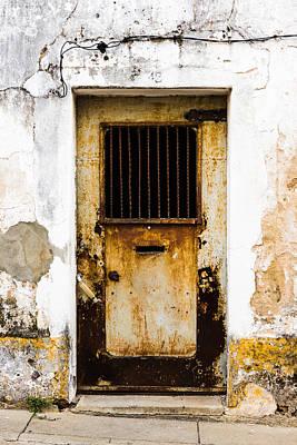 Door No 48 Art Print by Marco Oliveira