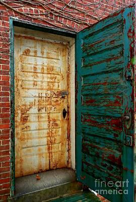 Photograph - Door No. 7 by Marcia Lee Jones