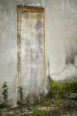 Photograph - Door No More by Carolyn Marshall