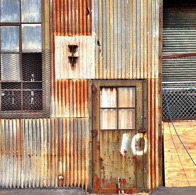 Rust Photograph - Door Number 10 by Julie Gebhardt