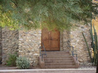 Grande Mixed Media - Door Of Hope by Beverly Guilliams
