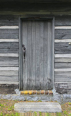 Photograph - Door Series 01 by Carlos Diaz