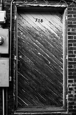 Door To 718 Art Print