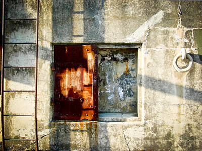 Photograph - Door To Nowhere by Ronda Broatch