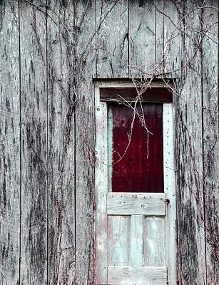Photograph - Door To The Past by Deena Stoddard