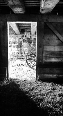 Doorway Through Time Art Print by Daniel Thompson