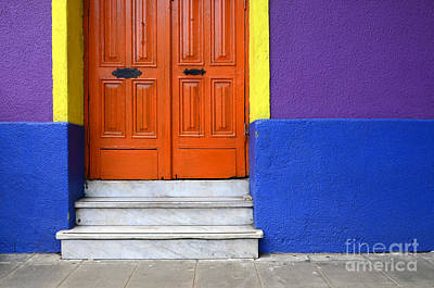 Doors And Windows Buenos Aires 11 Art Print