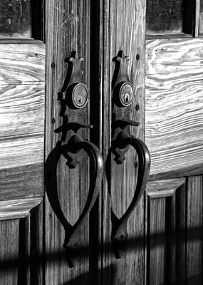 Photograph - Doors Of Embers by Chrystal Mimbs