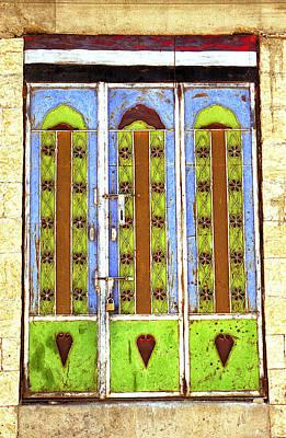 Photograph - Doors Of Yemen 1 by Robert Woodward