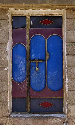 Photograph - Doors Of Yemen 2 by Robert Woodward