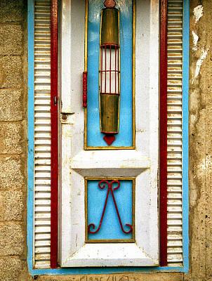 Photograph - Doors Of Yemen 4 by Robert Woodward