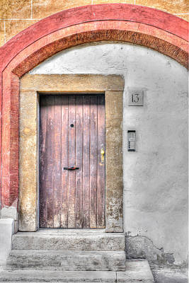 Photograph - Doorway 13 by John Magyar Photography