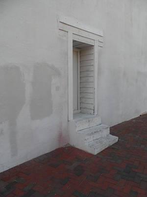 Doorway Aslant Art Print