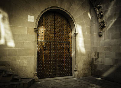 Photograph - Doorway by Dave Hall