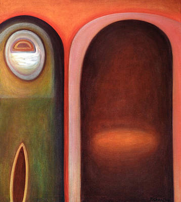 Painting - Doorway by Judith Chantler