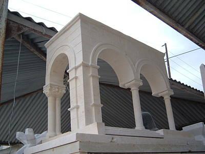 Relief - Doorway by Memo Memovic