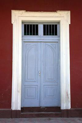 Photograph - Doorway Of Nicaragua 010 by David Beebe