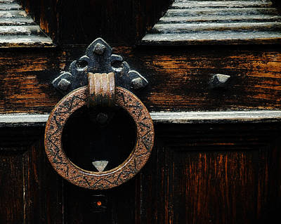 Photograph - Doorway To Discovery by Robert Culver