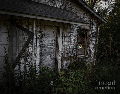 Photograph - Doorway To The Past by Ken Frischkorn
