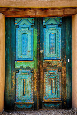 Photograph - Doorway To The Southwest by James BO  Insogna