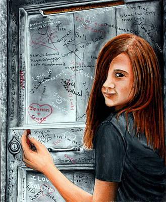 Doorway To Your Soul Art Print