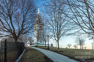 Photograph - Dorchester Heights Monument by Susan Cole Kelly
