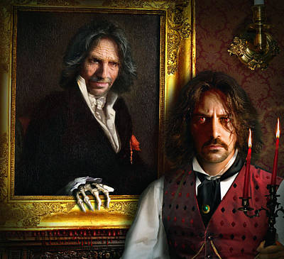Steampunk Royalty-Free and Rights-Managed Images - Dorian by Alessandro Della Pietra
