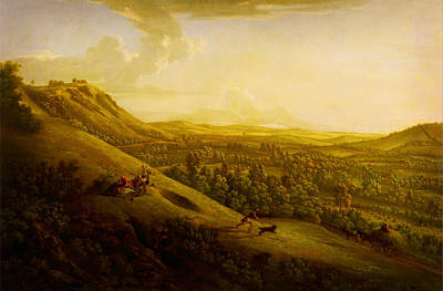 Firefighter Patents - Dorking in the distance by Celestial Images