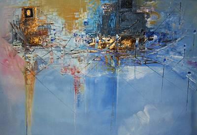 Dormant Landscape Art Print by Hermes Delicio