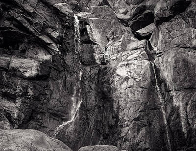 Photograph - Dorothy Falls by Chris Flees