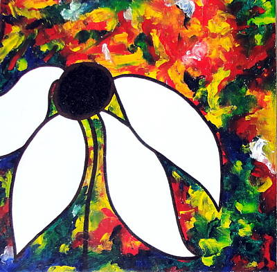 Painting - Dos by Tanya Anurag