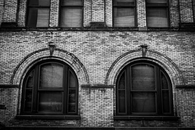 Photograph - Double Arches 2 by Melinda Ledsome
