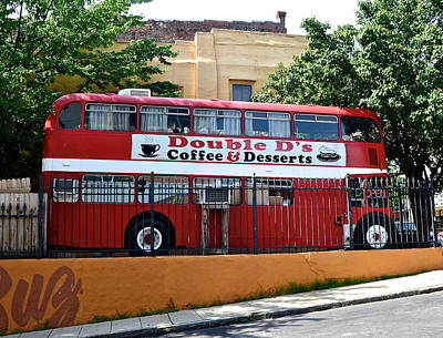 Photograph - Double Decker Coffee And Desserts by Amber Summerow