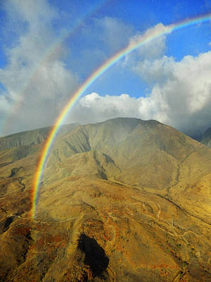 Haleiwa Photograph - Double Rainbow by Stacy Vosberg