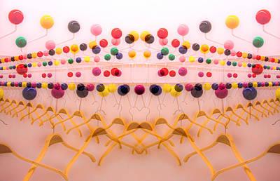 Hanger Digital Art - Double Take by Phil Dyer