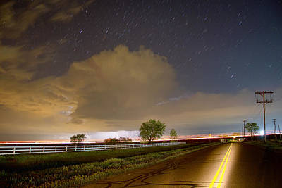 Beers On Tap - Double Yellow Storm Chase by James BO Insogna